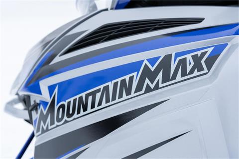 2022 Yamaha Mountain Max LE 154 in Forest Lake, Minnesota - Photo 6