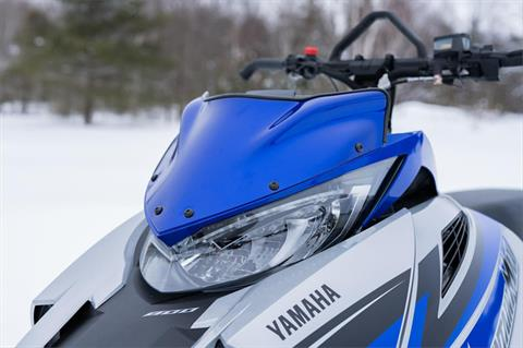 2022 Yamaha Mountain Max LE 154 in Forest Lake, Minnesota - Photo 9