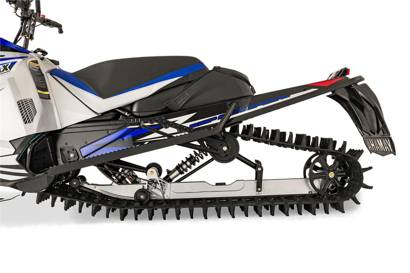 2022 Yamaha Mountain Max LE 154 in Spencerport, New York - Photo 15