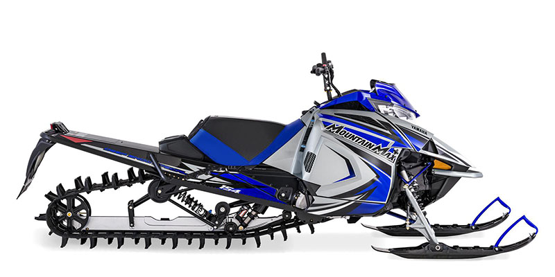 2022 Yamaha Mountain Max LE 154 SL in Ishpeming, Michigan - Photo 1