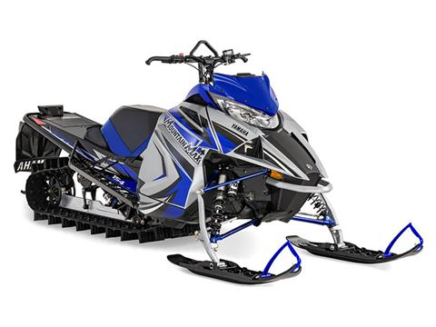 2022 Yamaha Mountain Max LE 154 SL in Ishpeming, Michigan - Photo 2