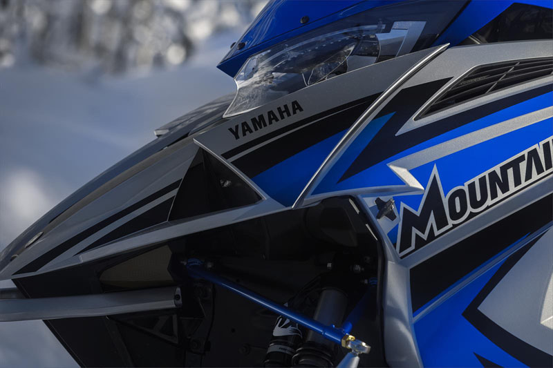 2022 Yamaha Mountain Max LE 154 SL in Ishpeming, Michigan - Photo 19