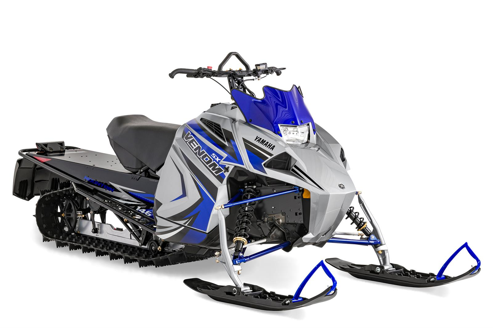 2022 Yamaha SXVenom Mountain in Greenland, Michigan - Photo 2