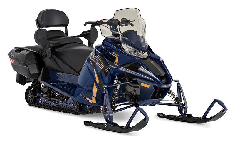 2022 Yamaha Sidewinder S-TX GT EPS in Johnson City, Tennessee - Photo 2