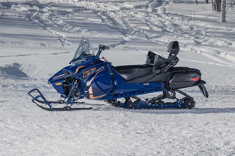 2022 Yamaha Sidewinder S-TX GT EPS in Rexburg, Idaho - Photo 13