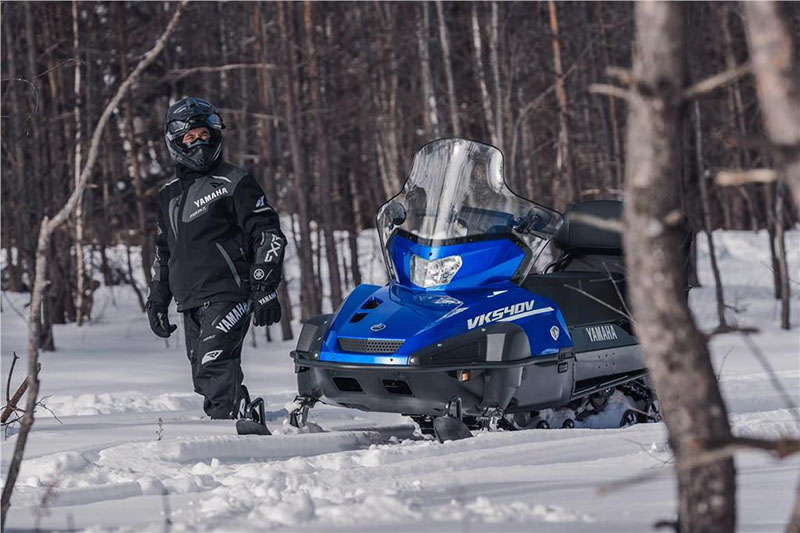 2022 Yamaha VK540 in Derry, New Hampshire - Photo 8