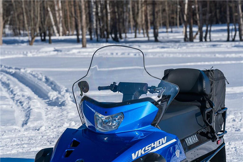 2022 Yamaha VK540 in Escanaba, Michigan - Photo 12