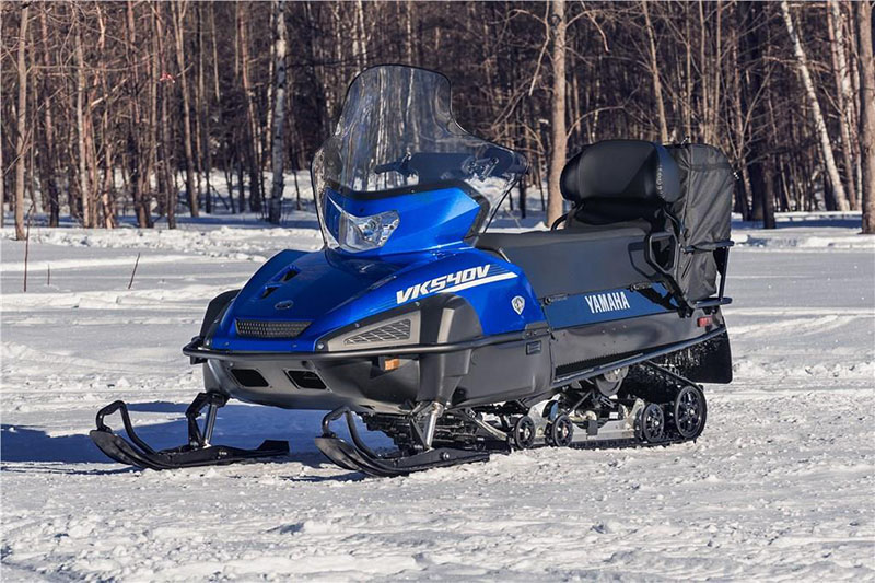 2022 Yamaha VK540 in Spencerport, New York - Photo 9