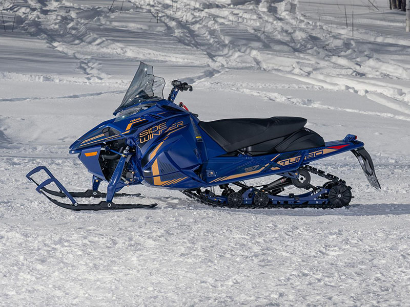 2022 Yamaha Sidewinder L-TX GT EPS in Escanaba, Michigan - Photo 3