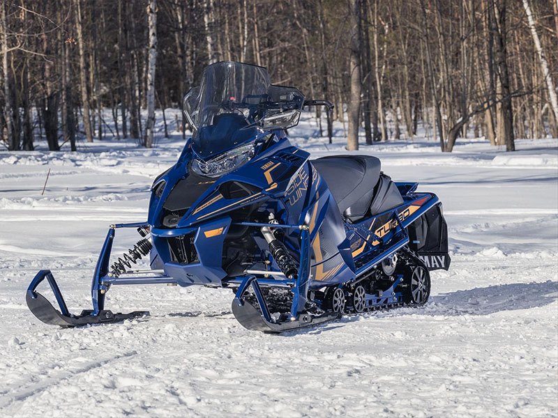 2022 Yamaha Sidewinder L-TX GT EPS in Escanaba, Michigan - Photo 4