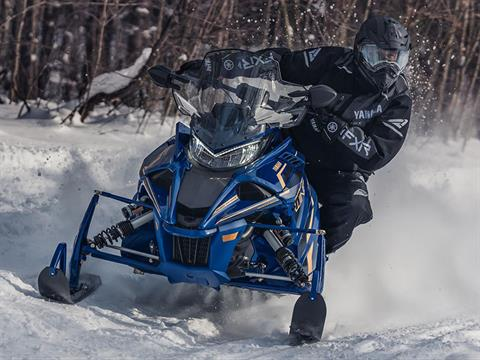 2022 Yamaha Sidewinder L-TX GT EPS in Escanaba, Michigan - Photo 5