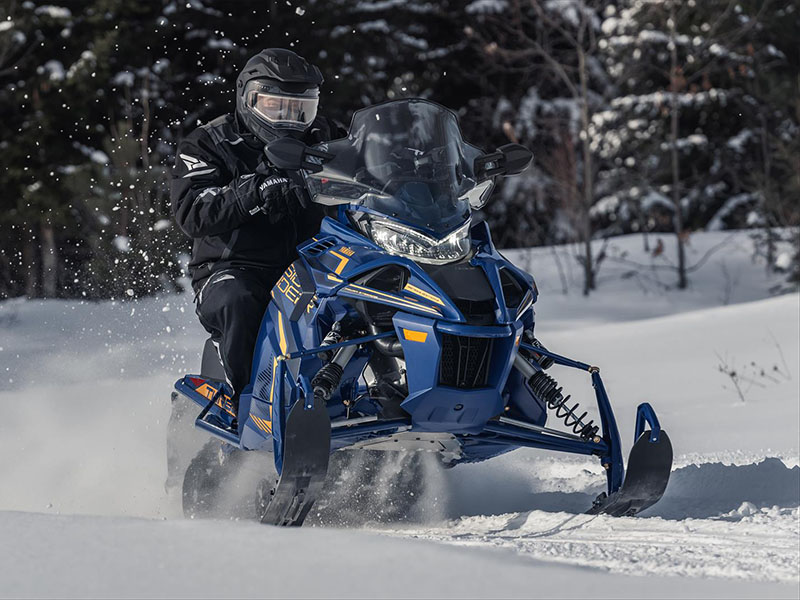 2022 Yamaha Sidewinder L-TX GT EPS in Escanaba, Michigan - Photo 9