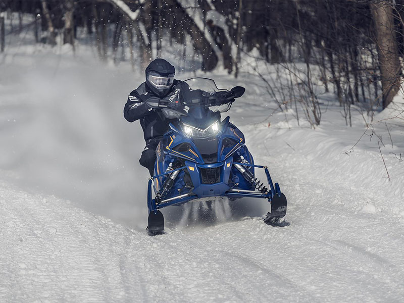 2022 Yamaha Sidewinder L-TX GT EPS in Escanaba, Michigan - Photo 10