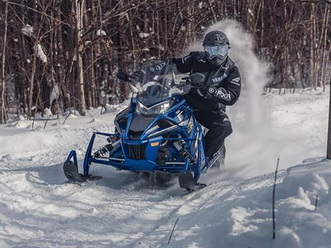 2022 Yamaha Sidewinder L-TX GT EPS in Galeton, Pennsylvania - Photo 12