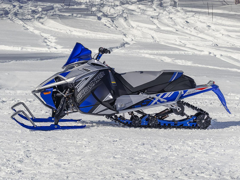 2022 Yamaha Sidewinder L-TX LE in Greenland, Michigan - Photo 3