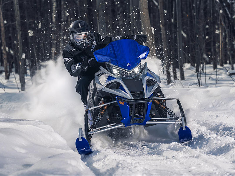 2022 Yamaha Sidewinder L-TX LE in Greenland, Michigan - Photo 5