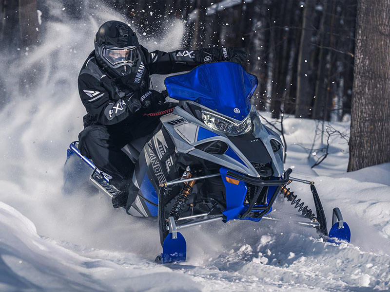 2022 Yamaha Sidewinder L-TX LE in Hancock, Michigan - Photo 7