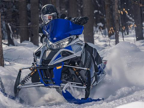 2022 Yamaha Sidewinder L-TX LE in Hancock, Michigan - Photo 8
