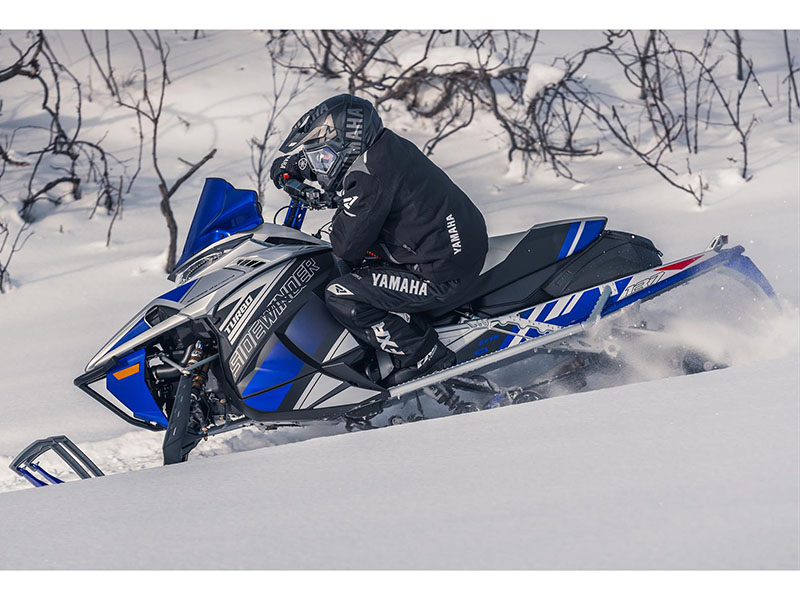 2022 Yamaha Sidewinder L-TX LE in Hancock, Michigan - Photo 9