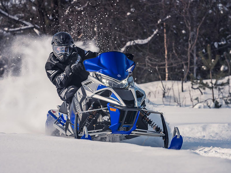 2022 Yamaha Sidewinder L-TX LE in Hancock, Michigan - Photo 10