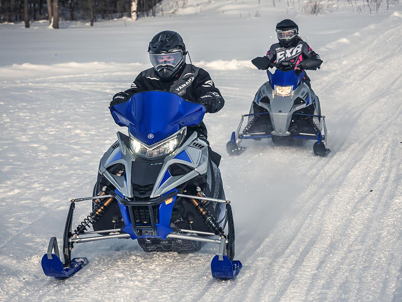 2022 Yamaha Sidewinder L-TX LE in Greenland, Michigan - Photo 11
