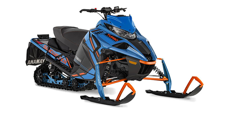 2022 Yamaha Sidewinder L-TX SE in Ishpeming, Michigan - Photo 2