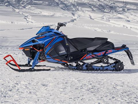 2022 Yamaha Sidewinder L-TX SE in Escanaba, Michigan - Photo 3