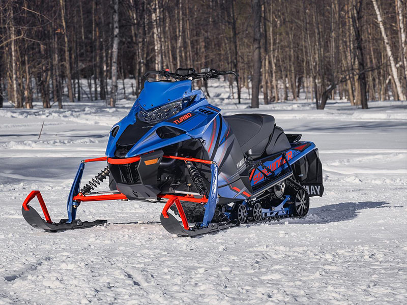 2022 Yamaha Sidewinder L-TX SE in Escanaba, Michigan - Photo 4