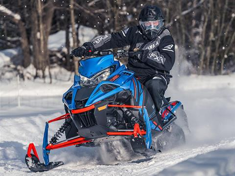 2022 Yamaha Sidewinder L-TX SE in Ishpeming, Michigan - Photo 7