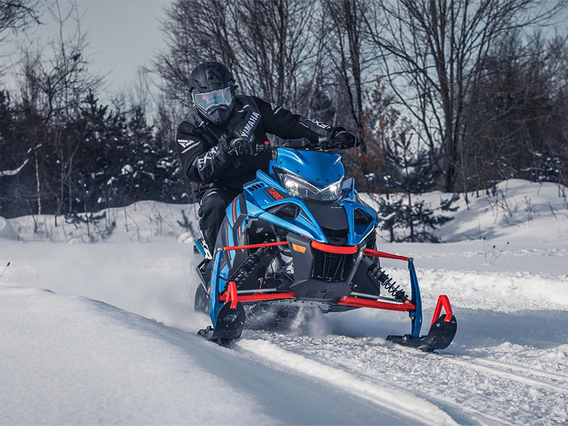 2022 Yamaha Sidewinder L-TX SE in Ishpeming, Michigan - Photo 8