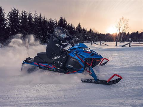 2022 Yamaha Sidewinder L-TX SE in Escanaba, Michigan - Photo 11