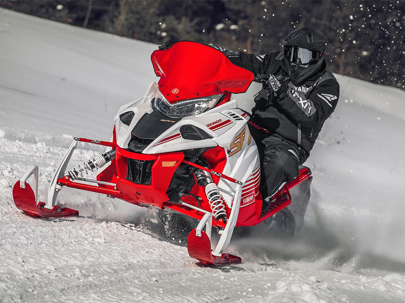 2022 Yamaha Sidewinder SRX LE in Francis Creek, Wisconsin - Photo 5