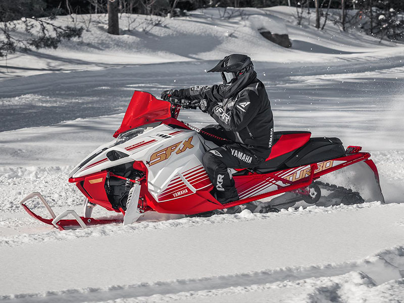2022 Yamaha Sidewinder SRX LE in Francis Creek, Wisconsin - Photo 6