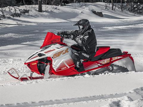 2022 Yamaha Sidewinder SRX LE in Hancock, Michigan - Photo 6