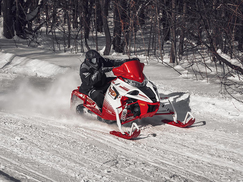 2022 Yamaha Sidewinder SRX LE in Francis Creek, Wisconsin - Photo 8