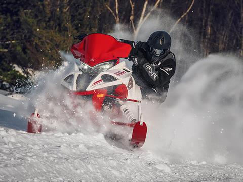 2022 Yamaha Sidewinder SRX LE in Francis Creek, Wisconsin - Photo 12