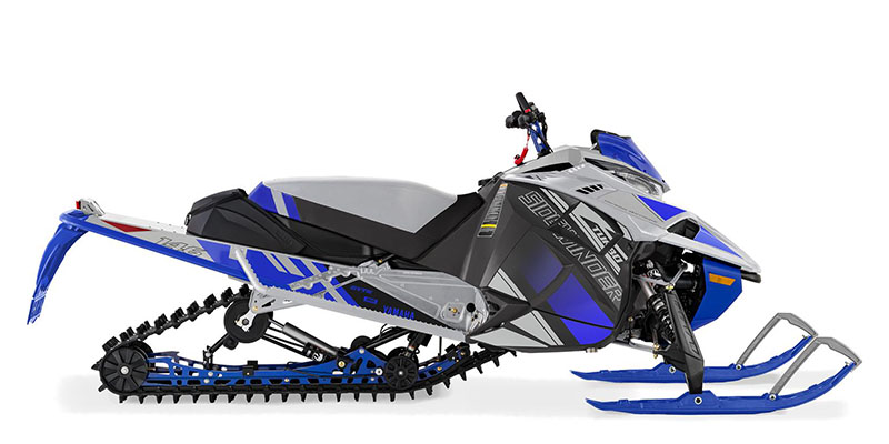 2022 Yamaha Sidewinder X-TX LE 146 in Hancock, Michigan - Photo 1