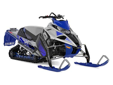 2022 Yamaha Sidewinder X-TX LE 146 in Port Washington, Wisconsin - Photo 2