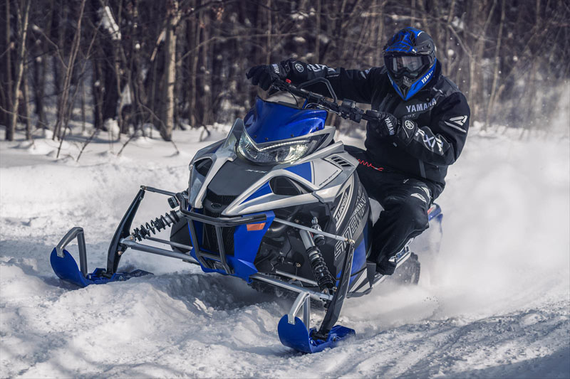 2022 Yamaha Sidewinder X-TX LE 146 in Hancock, Michigan - Photo 3