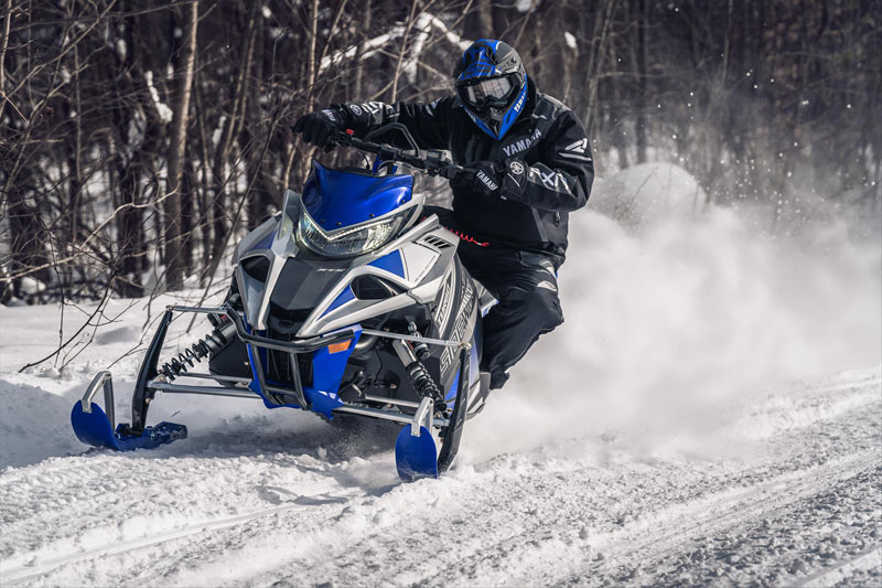 2022 Yamaha Sidewinder X-TX LE 146 in Port Washington, Wisconsin - Photo 4