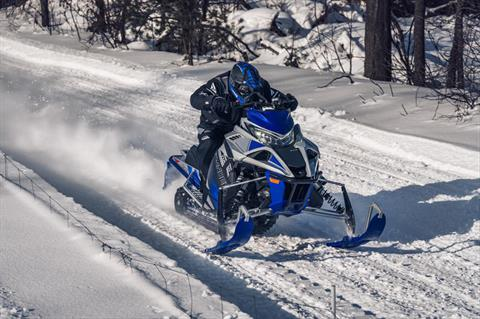 2022 Yamaha Sidewinder X-TX LE 146 in Hancock, Michigan - Photo 5