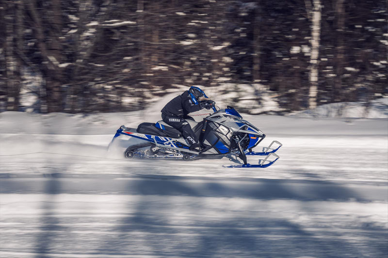 2022 Yamaha Sidewinder X-TX LE 146 in Port Washington, Wisconsin - Photo 6