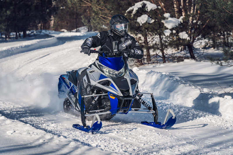 2022 Yamaha Sidewinder X-TX LE 146 in Rexburg, Idaho - Photo 8