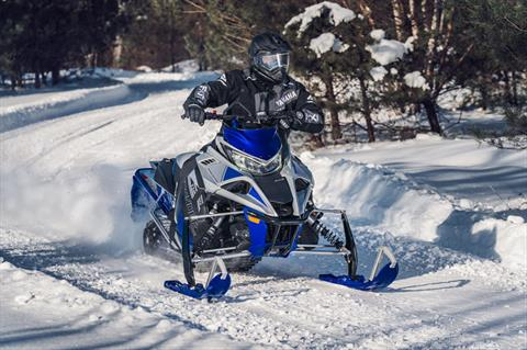 2022 Yamaha Sidewinder X-TX LE 146 in Hancock, Michigan - Photo 8