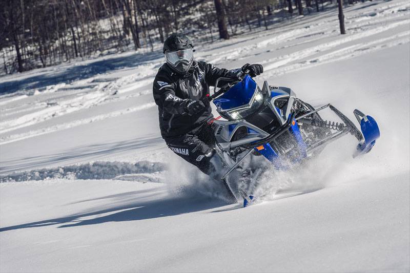 2022 Yamaha Sidewinder X-TX LE 146 in Port Washington, Wisconsin - Photo 9