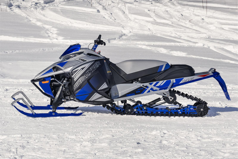 2022 Yamaha Sidewinder X-TX LE 146 in Hancock, Michigan - Photo 11