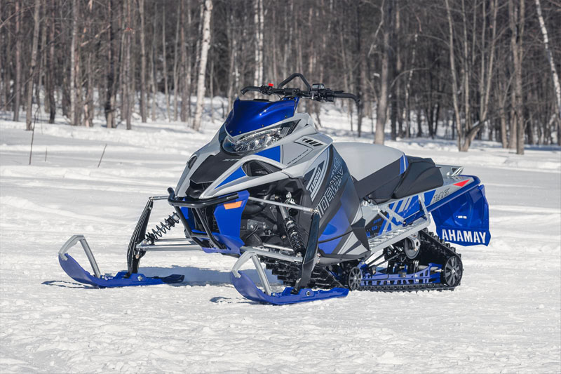 2022 Yamaha Sidewinder X-TX LE 146 in Hancock, Michigan - Photo 12