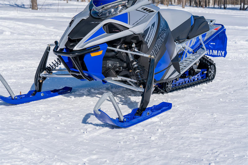2022 Yamaha Sidewinder X-TX LE 146 in Hancock, Michigan - Photo 13