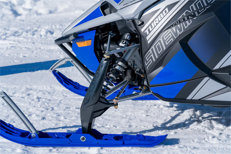 2022 Yamaha Sidewinder X-TX LE 146 in Port Washington, Wisconsin - Photo 14