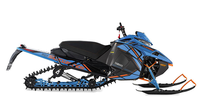 2022 Yamaha Sidewinder X-TX SE 146 in Escanaba, Michigan - Photo 1